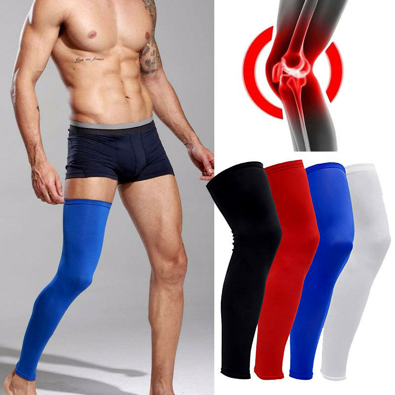 Compression Socks Knee Calf Support Stockings Leg Thigh Long