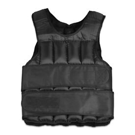 Weight Vest Secure weight pockets Intensify Any Work Out | Daddy Supplements