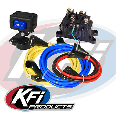 KFI Products ATV/UTV Winch Universal 12V Wiring Kit - ATV-WK
