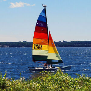 18 foot Hobie Cat for sale