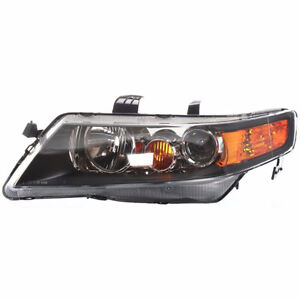 ACURA TSX HEAD LAMP LH 06-08 HQ