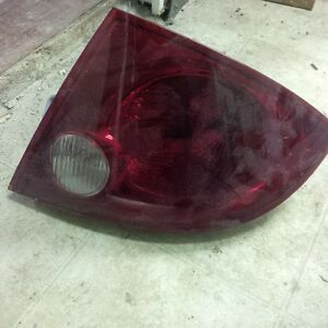 2005 to 2010 Cobalt G5 Pursuit tail light