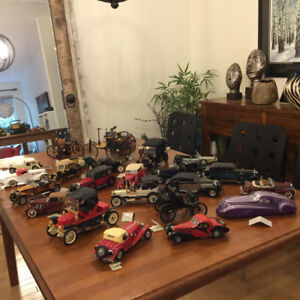 Franklin Mint Classic Car Collection