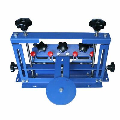 1 Color Micro-adjust Screen Printing Machine Simple Precision Clamp Press Tool