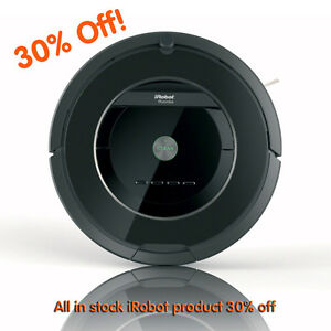 Brand new iRobot's all models, gutter cleaner, scrubbing mop 30% London Ontario image 1