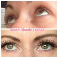 ENLIGHTENED LASHES CLASSIC, 2D AND 3D VOLUME LASHES
