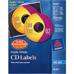 avery pres a ply 1 x 4 inches laser address labels box of 2000