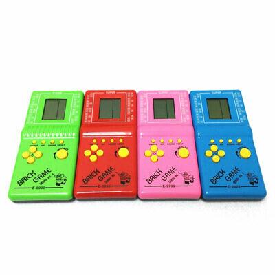 Tetris Snake Classic Brick Game 9999-in-1 LCD Fun Pocket Arcade Random Color Brick Arcade Game