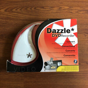 Dazzle- Convert VHS's to DVD or to a Hard Drive