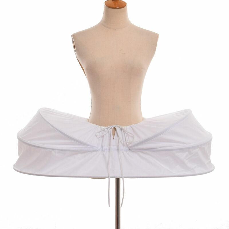 Gown Masquerade Costume Antoinette Panniers Marie Bustle Underskirt Petticoat