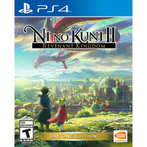 Ni No Kuni 2 PS4 - $60