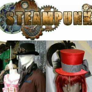 Quality Vintage & New Steampunk Clothing and Accessories
