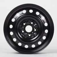 Steel Wheels available at Mission Auto