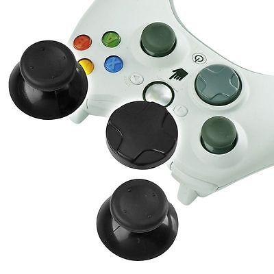 2 Analog Thumbsticks Thumb Stick Joysticks + D-Pad Kit for XBOX 360 Controller