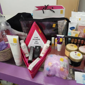 Large selection of avon products on hand