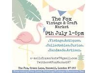 The Fox Vintage & Craft Market