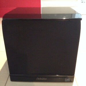 Definitive Technology SuperCube 4000 Sub Woofer