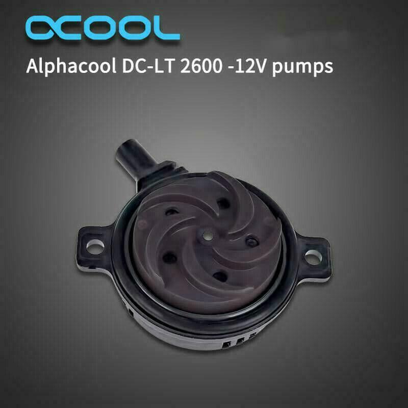 1pc Alphacool DC-LT 2600-12V 3.2W Pumps Low Noise Water-cooled Pump