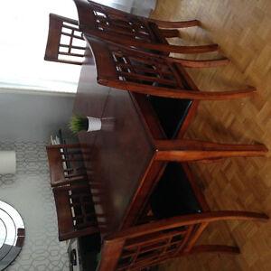 Ensemble salle à diner - Dining room set