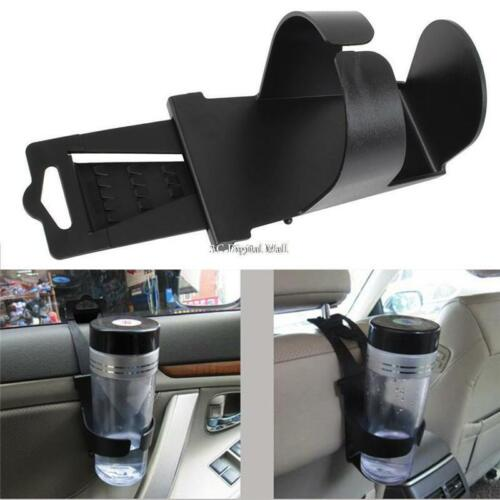 Black Universal Vehicle Car Truck Door Mount Drink Bottle Cup Holder Stand ~LYeW