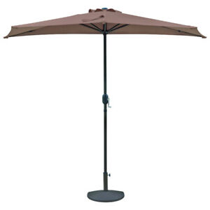 Island Umbrella Lanai Full-Sized 4.4 ft. Patio Umbrella