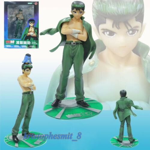 "1/8 YuYu Hakusho Yuusuke Urameshi ARTFX J With Box 6.7"" Figure Model Japanese"