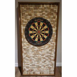 Custom Dart Board Backers