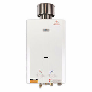 Instant Hot Water Anywhere - Eccotemp L10 Tankless Water Heater
