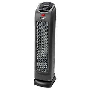 Holmes® Ceramic Tower Heater with Eco-Smart™ Technology and LCD Peterborough Peterborough Area image 1