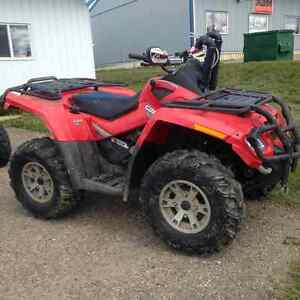 2007 CAN AM OUTLANDER 800XT