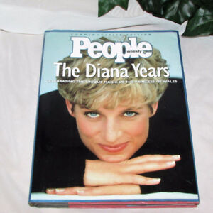 Used Books British Royalty Princess Diana Queen Mother $10 each