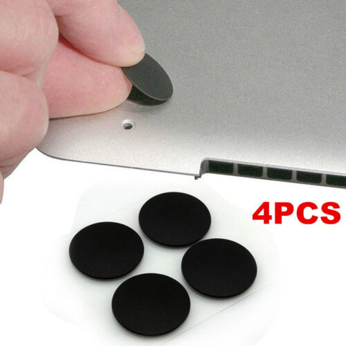 4pcs Unibody Bottom Case Rubber Feet Foot Pad For Apple MacB