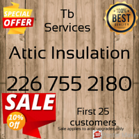 Attic Insulation - Upgrades to R60 - New Code Requirement