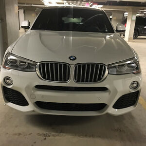 BMW X4 - M Sport Line (2016) - Used only 6 months