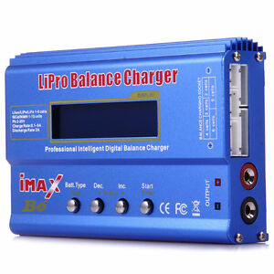 New IMAX B6 Intelligent Charger For All Types of Batteries