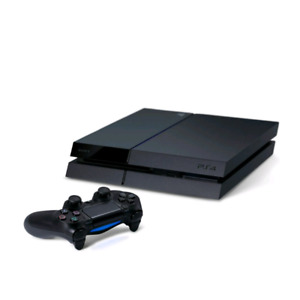 PS4 500GB console works perfectly in good condition with control