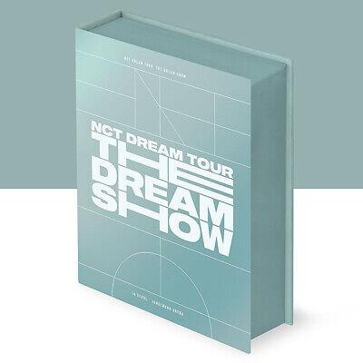 NCT DREAM TOUR [THE DREAM SHOW] KIHNO VIDEO Kit+Bag+Photo Book+GIFT K-POP SEALED