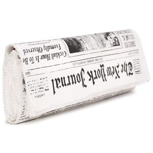 Authentic - Kate Spade Newspaper clutch - New! Kitchener / Waterloo Kitchener Area image 1