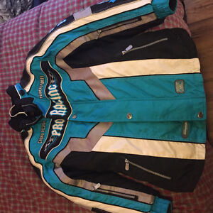 "Womans ""Pro Racing"" Jacket (hardly even worn)"