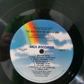 Vinyl records needed