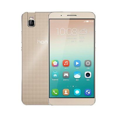 32GB Huawei Honor 7i Dual Sim Smartphone Mobile Phone 4G LTE GSM Unlocked Gold