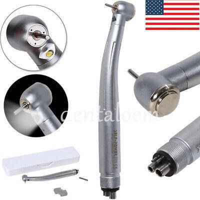 Nsk Style Fiber Optic Dental E-generator Led 3 Way High Speed Handpiece 4 Holes