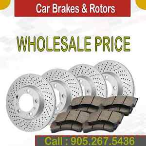 WholeSale Prices for Brake Pads & Rotors - Contact AUTOM!!!