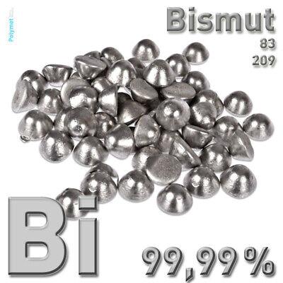 400g Bismut Wismut Bismuth Bi 9999 Reines Metall Element 83 04 Kg Kristalle