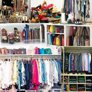 Clean Out Your Closets - Spring Norfolk New to You Adult Sale