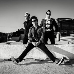Green Day Tickets Sec 110 Amazing Seats