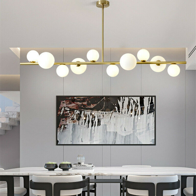 Light Large Chandelier Lighting Glass Lamp Modern Pendant Light Kitchen Ceiling Lights Home Furniture Diy Tohoku Morinagamilk Co Jp