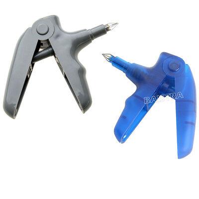 Azdent Dental Orthodontic Ligature Gun Dispenser For Ligature Ties Greyblue