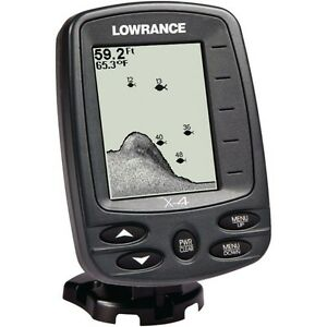 Fish finder Lowrance X-4