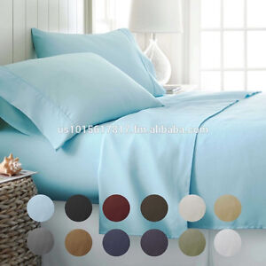 BAMBOO STYLE COLLECTION BEDSHEETS %100 BRAND NEW